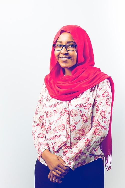 Fatima Mohammed Hashim