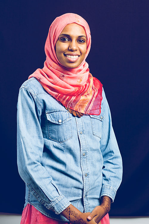 Israa Ahmed