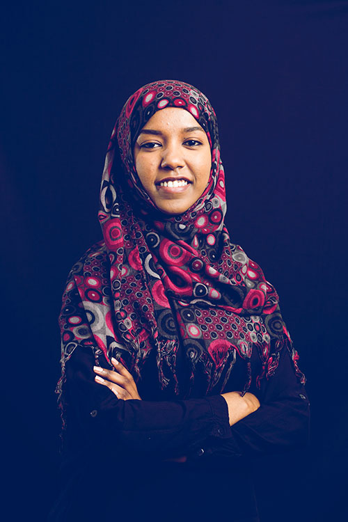 Israa Mustafa