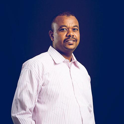 Mohammed Osman Mosbah