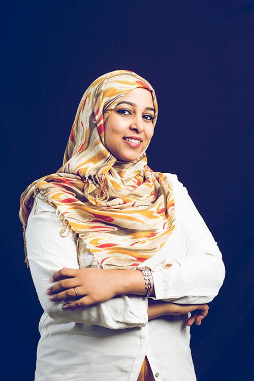 Mona Mubarak